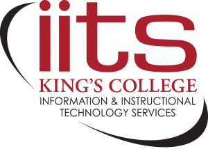 IITS Logo with title red